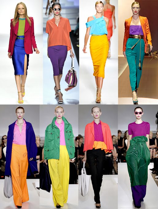 Color-Blocking-2011 Color blocking in fashionworld & celebs