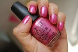 """DSC_0634-300x199 Review: OPI """"A-rose by dawn, broke by noon"""""""