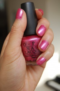 """DSC_0635-199x300 Review: OPI """"A-rose by dawn, broke by noon"""""""