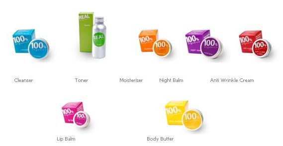 100procentorganic Musthaves:  100% Organic