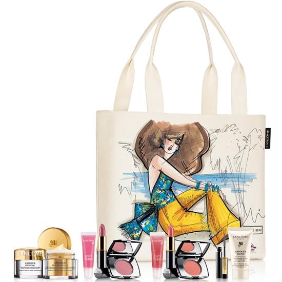 Goodiebag_lancome Musthave: Goodiebag van Cris Benz in samenwerking met Lancôme