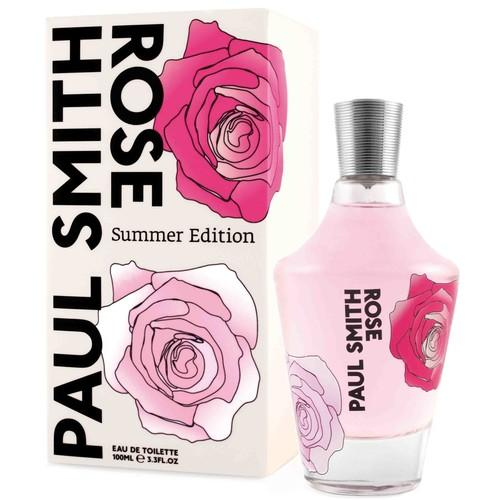 paul-smith Limited edition: Paul Smith Rose Summer Edition 2011