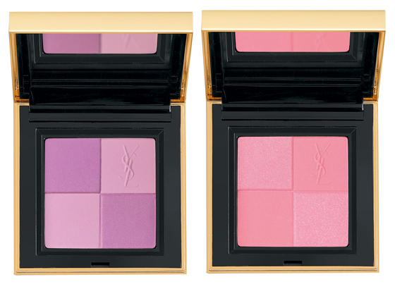 YSL-fall-2 Najaarscollectie 2011: Yves Saint Laurent Midnight Garden