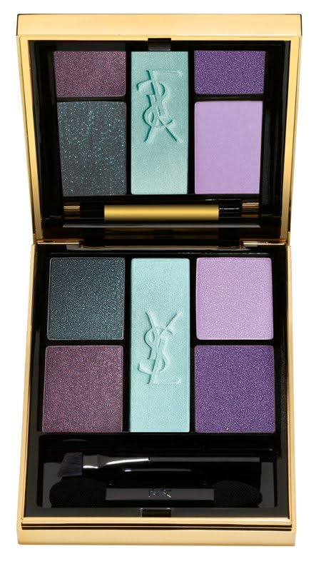 YSL-fall-4 Najaarscollectie 2011: Yves Saint Laurent Midnight Garden