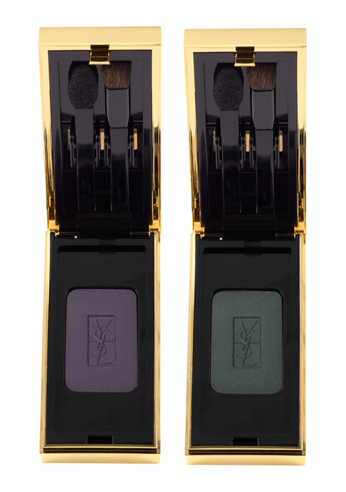 YSL-fall-5 Najaarscollectie 2011: Yves Saint Laurent Midnight Garden