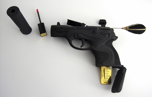 beautypistool1 Musthave gadget: The Beauty Gun
