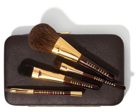 d_201106_tortoise_brushset Najaarscollectie 2011: Tortoise Shell Collection Bobbi Brown