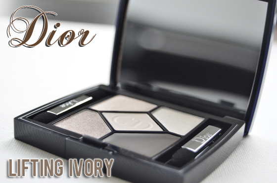 diorIvory Review: Dior Palette Lifting Ivory