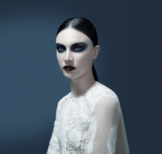 11-Advisual Givenchy Je veux la lune Herfst/winter look 2011