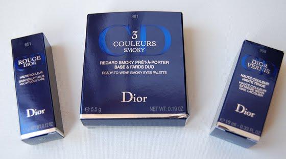 DSC_1703 Dior Blue Tie herfstcollectie 2011