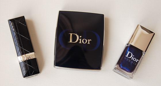Dior-_Blue-Tie_najaarscollectie2011 Dior Blue Tie herfstcollectie 2011