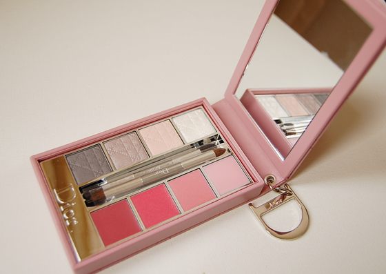 Dior_palette2 Dior Rose collection for eyes&lips