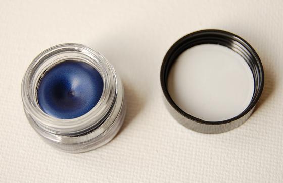 Smashbox_creme-eyeliner Marine blauwe Creme Eyeliner van Smashbox