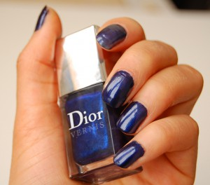 Tuxedo_vernis-300x264 Dior Blue Tie herfstcollectie 2011
