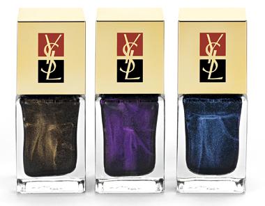 YSL_New_Blacks_Les_3_Laque Musthaves: Yves Saint Laurent new blacks 2011