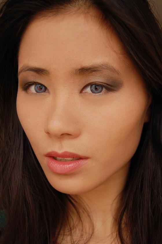 de-look Dior Blue Tie herfstcollectie 2011