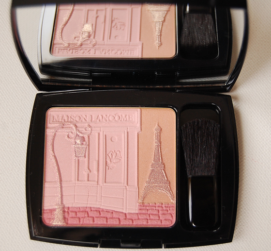 maison-lancome-blush Lancome 29, Saint Honoré make-up collectie herfst 2011