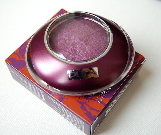 pupa-aubergine-eyeshadow PUPA Folk Waves herfstcollectie 2011