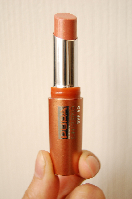 pupa-lipstick Mijn musthaves make-up producten dit moment!