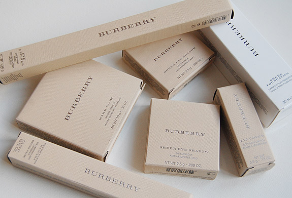Burberry-Make-up Make-up: Burberry Beauty