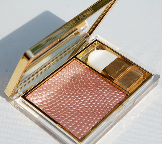 Illuminating_powder-gelee Estée Lauder Pure Color Modern Mercury Look