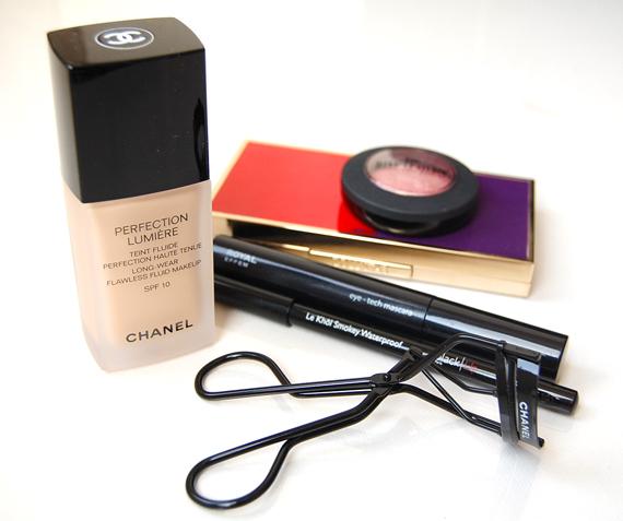 Make_up-Look-producten Make-up look: Uitgaanslook