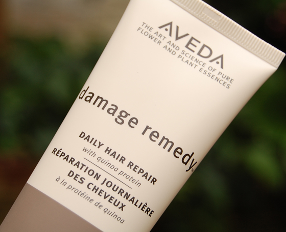 aveda_zoom_treatment Aveda Damage Remedy leave in treatment