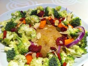 broccoli-salade-300x224 Met BeautyFoods de herfst doorkomen
