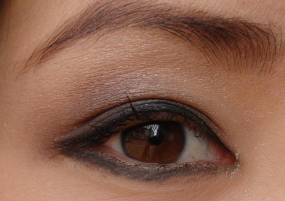 eyelook_ Make-up look: Uitgaanslook