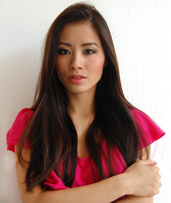my-huong-25-september-2011 Make-up look: Uitgaanslook