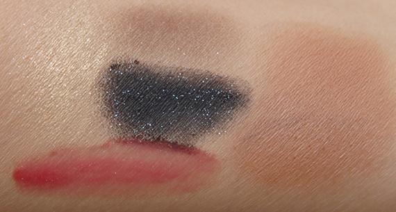 swatches_collistar-chic Make-up look: Uitgaanslook