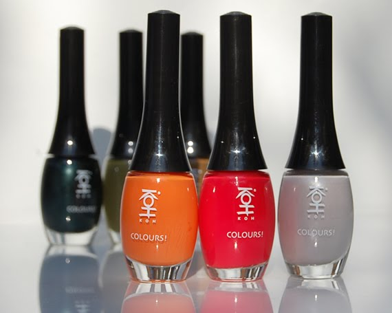 3x-koh-cosmetics-nagellak KOH Get in touch with yourself