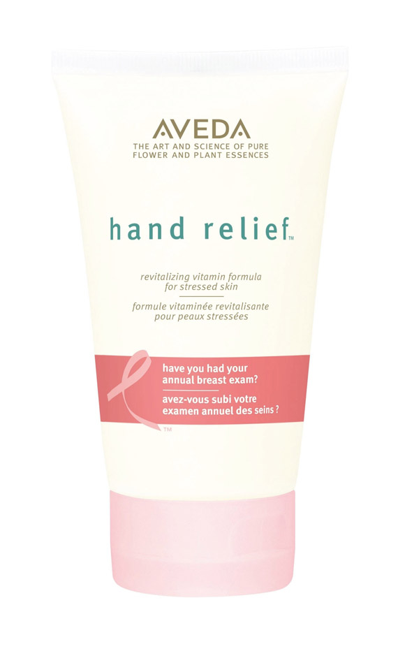 Aveda.-Hand-Relief Pink Ribbon Beauty Musthaves Products