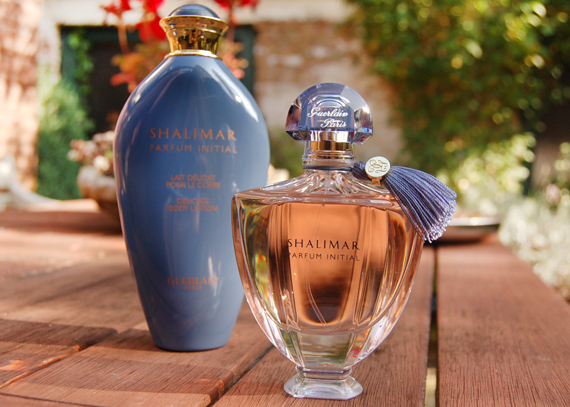 Guerlain_Shalimar Look of today: Oriëntaals chique