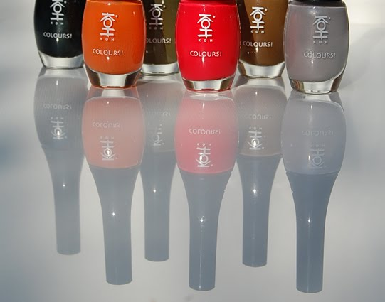 KOH-COSMETICS-COLOURS KOH Get in touch with yourself