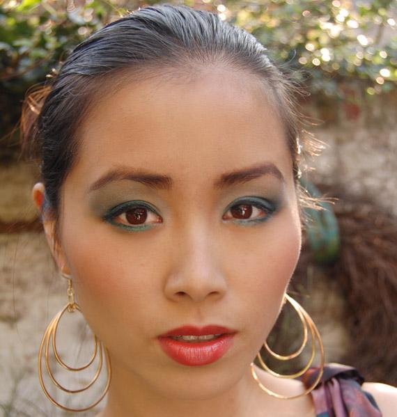 Look_portret Look of today: Oriëntaals chique