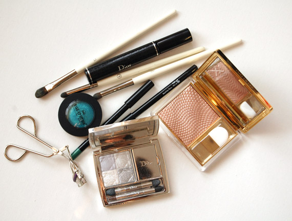 Make-up_look3_ Look of today: Oriëntaals chique