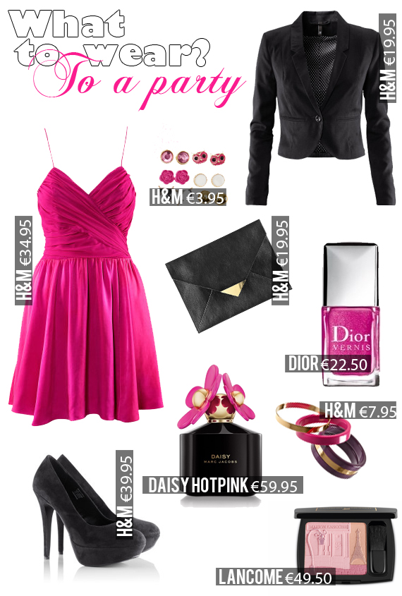 Party-outfit-the-beauty-musthaves The Beauty Musthaves: Party look!