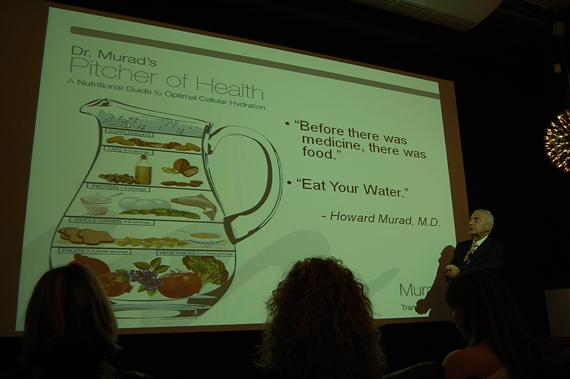 Presentatie_murad EVENT: Dr. Murad in Amsterdam