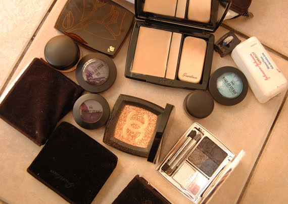 dagelijkse-gebruik-make-up Make-up stash reorganiseren