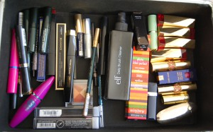mascara-stash-oogpotloden-300x187 Make-up stash reorganiseren