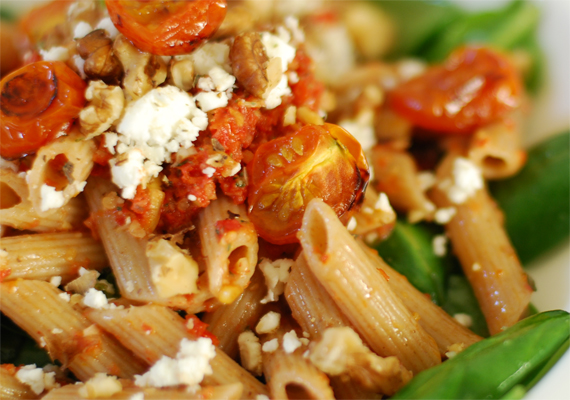 recept-_pasta-beauty-Musthaves The Beauty Musthaves: Vegetarische Pasta