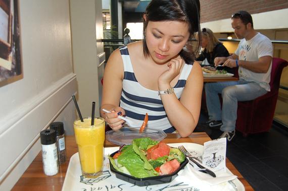 salade_groenten EVENT: Dr. Murad in Amsterdam