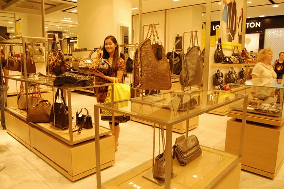 shoppen-bijenkorf EVENT: Dr. Murad in Amsterdam