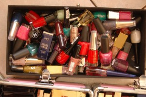 stash-nagellakjes-300x199 Make-up stash reorganiseren