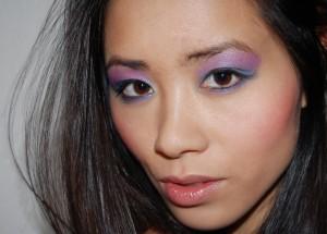 total-look_smokey-eyes-300x215 HowTo? Purple rain look met Make-up Studio