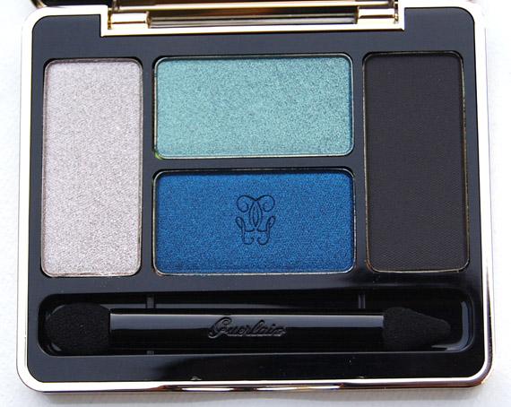 2-zoom-Eyeshadow-palette-Guerlain-ecrin-4-couleurs-Les-Ombres-De-nuit-10o Guerlain Vol de Nuit - kerstcollectie 2011