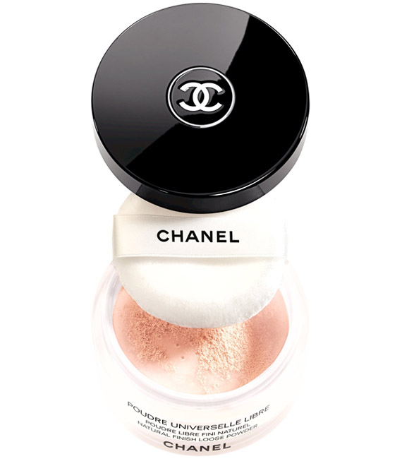 Chanel-Poudre-christmas-2011-libre-feerie Les Scintillances de Chanel kerstcollectie 2011