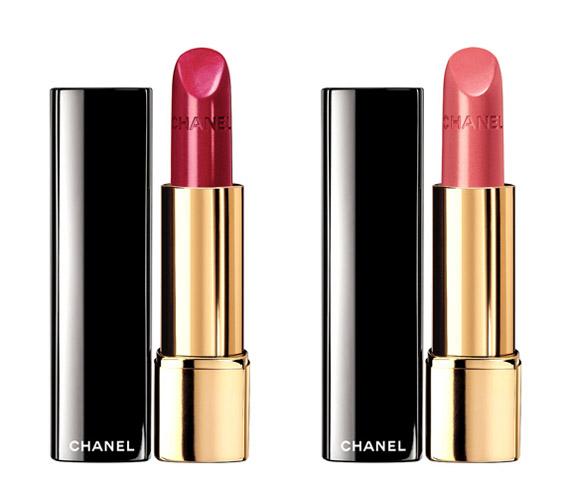 Rouge-Allure-Enivree Les Scintillances de Chanel kerstcollectie 2011