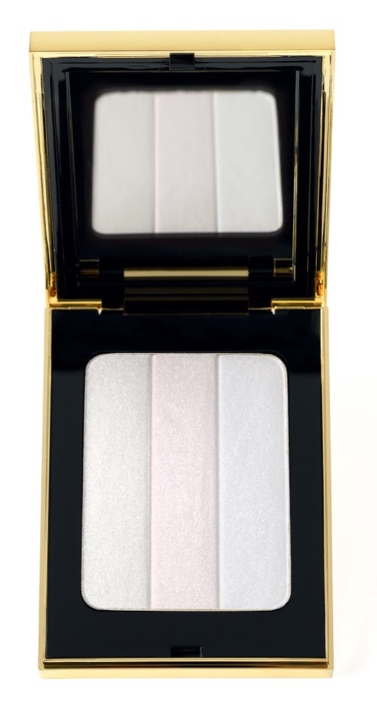 YSL_Palette-Blanc-Terriblement Yves Saint Laurent Tuxedo Holiday Look 2011